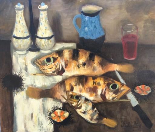 Eugène BABOULENE - Peinture - Belles pièces