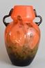 Charles SCHNEIDER - Grand vase Art Deco – Verre multicouche