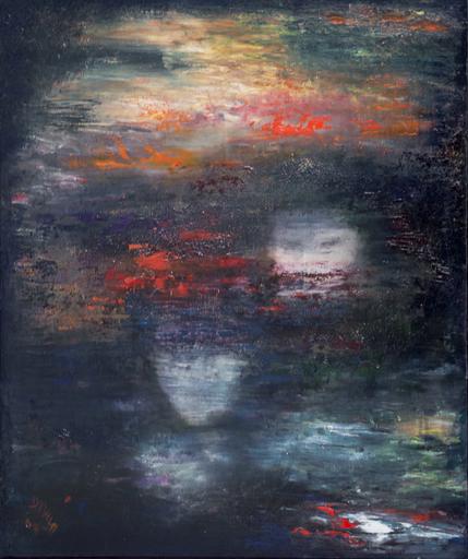 Danielle MAILLET-VILA - Painting - Regard