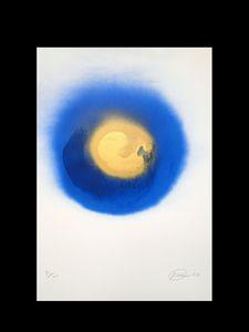 奥图•佩恩 - 版画 - Kokarde am Himmel