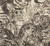James ENSOR - Print-Multiple - Masques intrigués