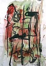 Emilio VEDOVA - Pintura - UNTITLED