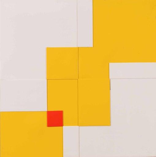 Elizabeth WILLMOTT - Gemälde - New Space Triad