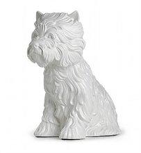 杰夫·昆斯 - 雕塑 - Puppy Vase