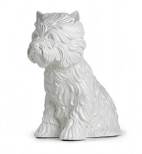 Jeff KOONS - Scultura Volume - Puppy Vase