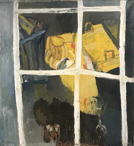 Alberto GIANQUINTO - Pittura - Jesolo, 1962-63