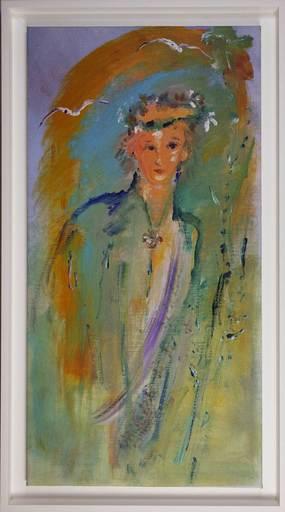 Ernesto TRECCANI - Gemälde - La sposa
