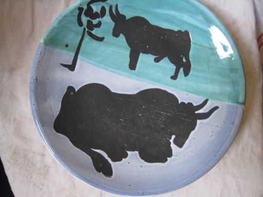 Pablo PICASSO - Ceramiche - TOROS