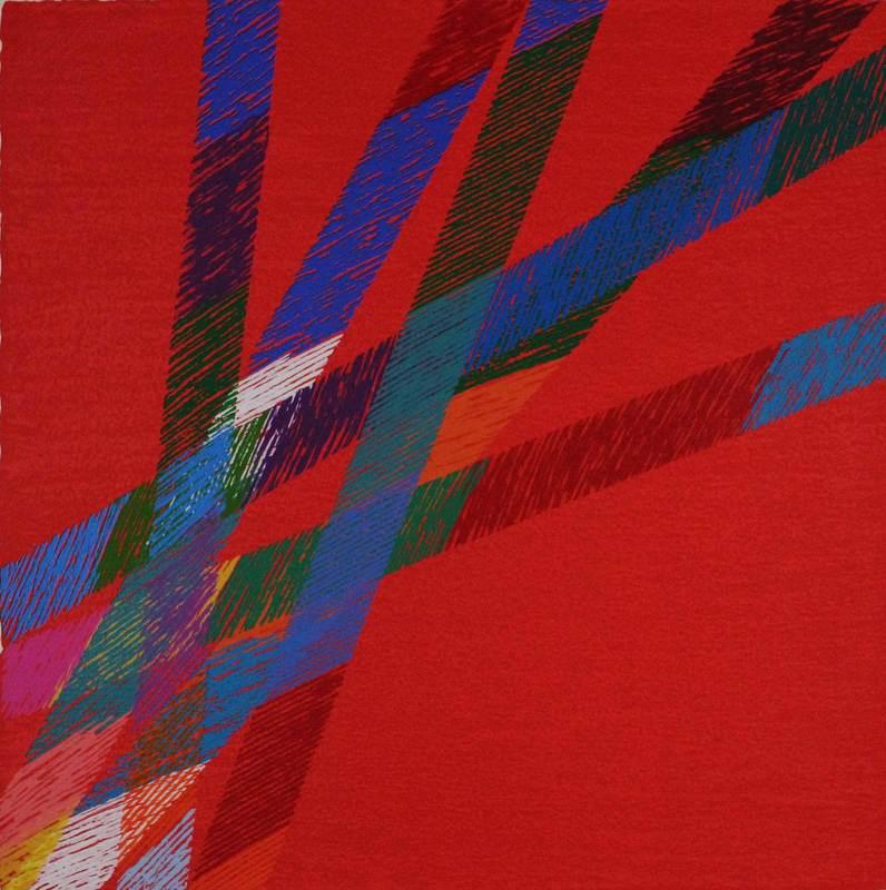 Piero DORAZIO - Grabado - Untitled