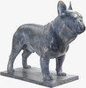 Armand PETERSEN - Sculpture-Volume - Bouledogue Français
