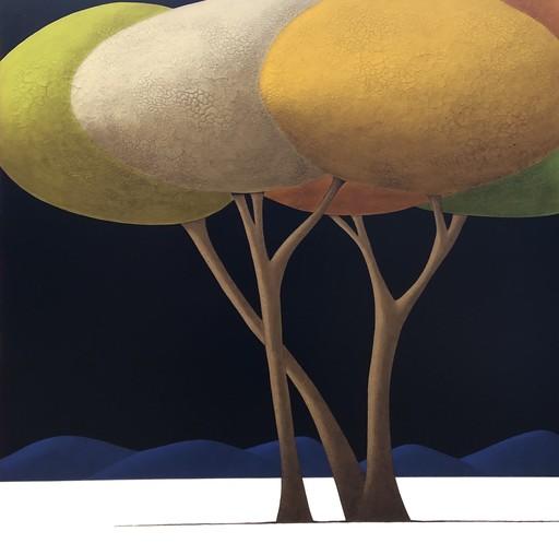Laurent BOURO - Peinture - sans titre 6.5.8