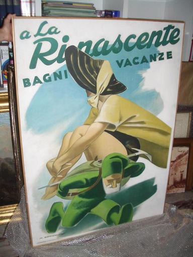 Marcello DUDOVICH - Painting - propaganda