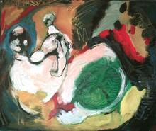 Bernard MOREL - Pintura - L ENFANT