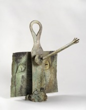 Joan MIRO - Sculpture-Volume - Jeune fille d'étoile
