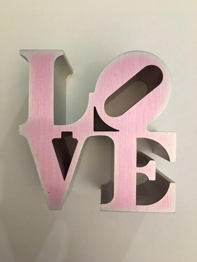 Robert INDIANA - Sculpture-Volume - LOVE