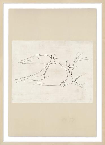 Joseph BEUYS - Print-Multiple - Tote Hirsche