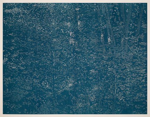 Franz GERTSCH - Stampa Multiplo - Sommer