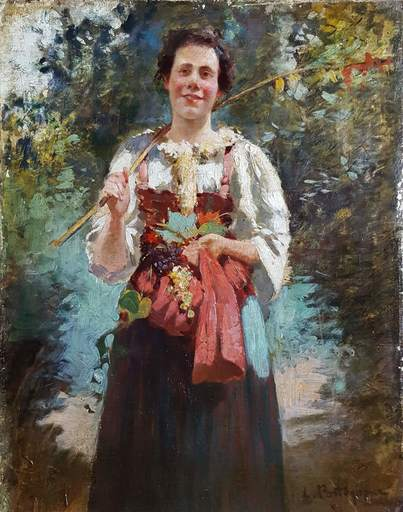 Luca POSTIGLIONE - Painting