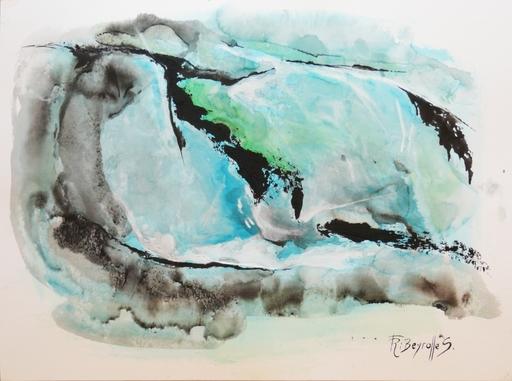 Fabienne RIBEYROLLES - Peinture - Rêverie