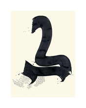 Ali Omar ERMES - Print-Multiple - Harf Al Kaf