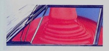 James ROSENQUIST (1933) - Red Highway Trust