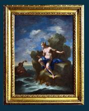 Michele ROCCA - Pintura - Andromeda