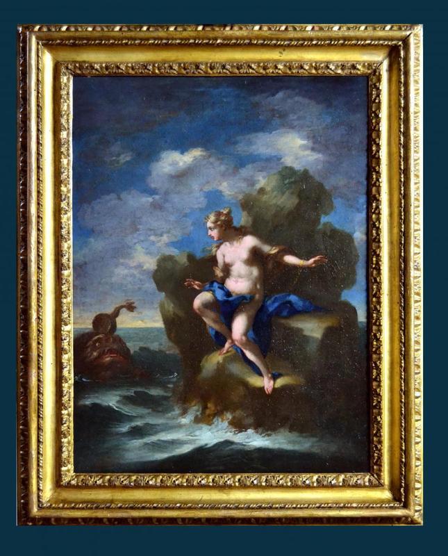 Michele ROCCA - Pittura - Andromeda