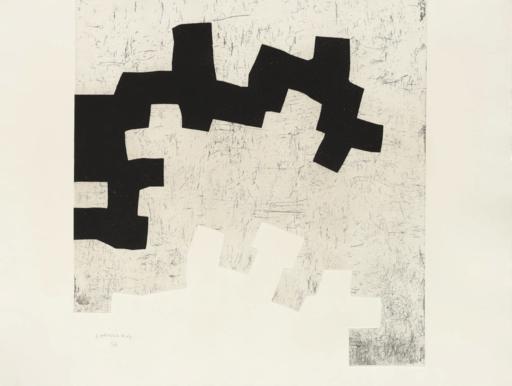 Eduardo CHILLIDA - Print-Multiple - Aldikatu 3