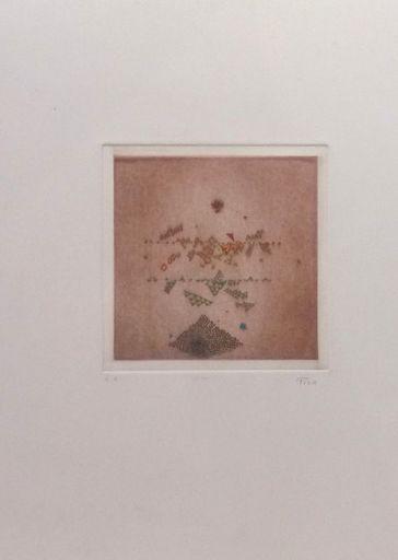 "Arthur Luiz PIZA - Stampa-Multiplo - ""Paysage II"""