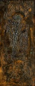 Igael TUMARKIN - Gemälde - Untitled