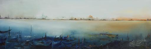 Danielle MAILLET-VILA - Painting - Lagune