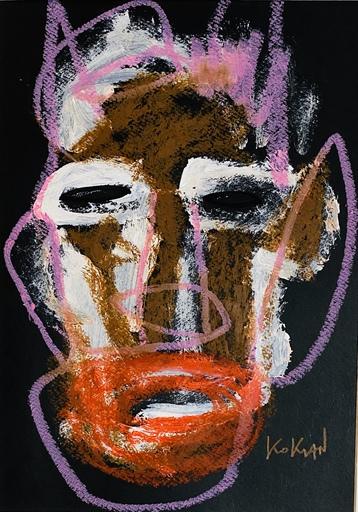 KOKIAN - Peinture - KOMO CALIA