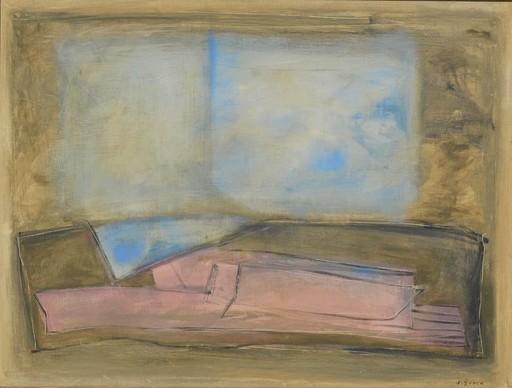 Joseph SIMA - Painting - sans titre