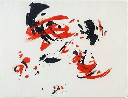 Fred THIELER - Pintura - Ohne Titel