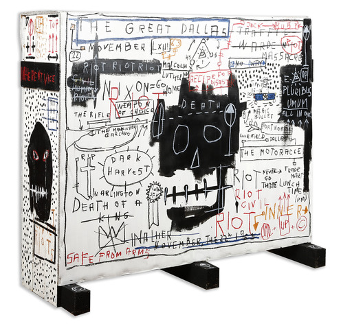 Julien MORO-LIN - Sculpture-Volume - The great Dallas