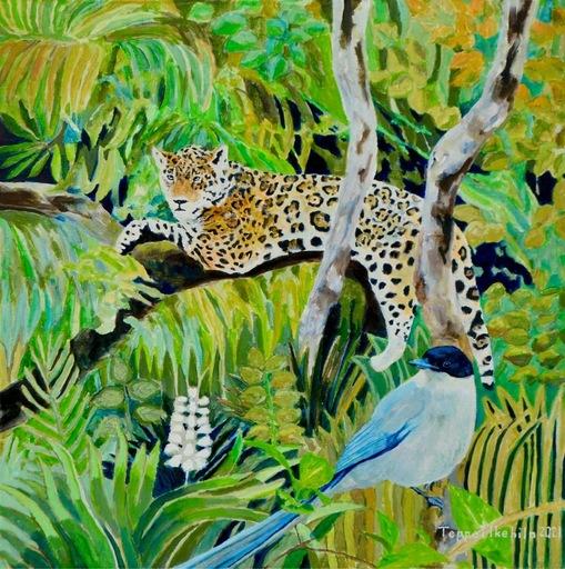 Teppei IKEHILA - Painting - Untitled 5