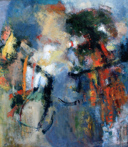 Levan URUSHADZE - Painting - Composition # 79