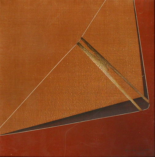 Agueda LOZANO - Painting - Sans titre 35-84