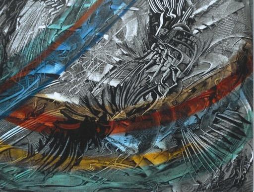 Didier ANGELS - Peinture - PUZZLE 22