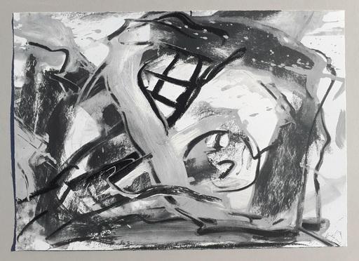 Emilio VEDOVA - 版画 - Composizione