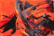 Jean SOYER - Pintura - FORCE VII