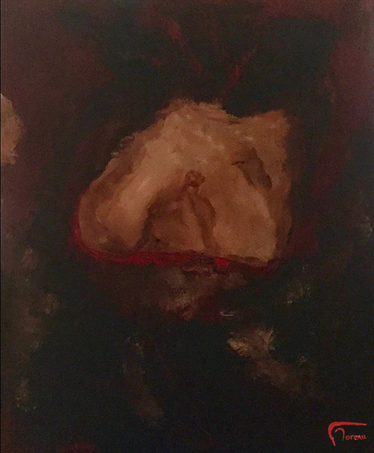 Francis MOREAU - Peinture - Aven
