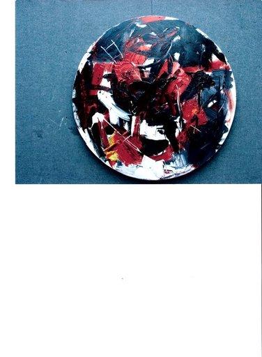 Pierluigi DE LUTTI - Painting - oltre la materia