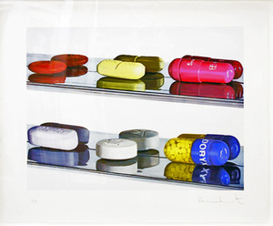 Damien HIRST, SIX PILLS