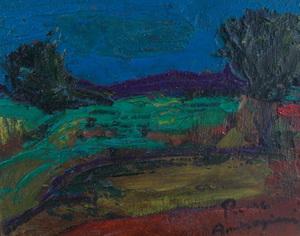 Pierre AMBROGIANI - Peinture