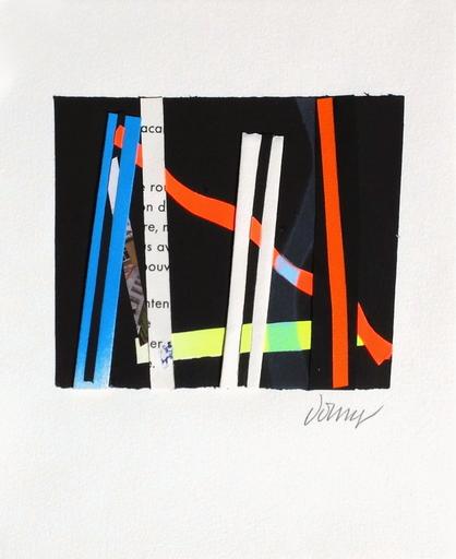 Bertrand DORNY - Dessin-Aquarelle - Composition
