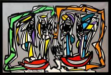 Did DONTZOFF - Painting - Untitled