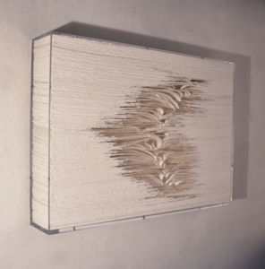 Angela GLAJCAR - Scultura Volume - Paperwall 2013-022