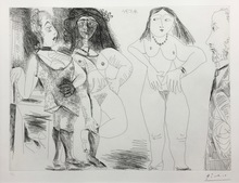 Pablo PICASSO (1881-1973) - 14 May 1971