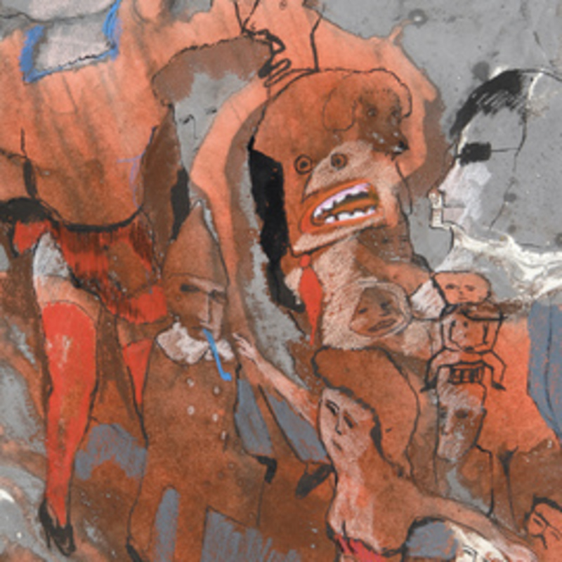 Zvi MILSHTEIN - Painting - Tout doux tout doux